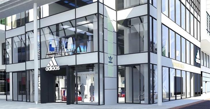 Photo01 - アディダス ブランドコアストア 広島のリニューアルオープンに合わせ、槙野選手・柏木選手・香川選手・清武選手がデザインを手掛けた記念モデルを発売