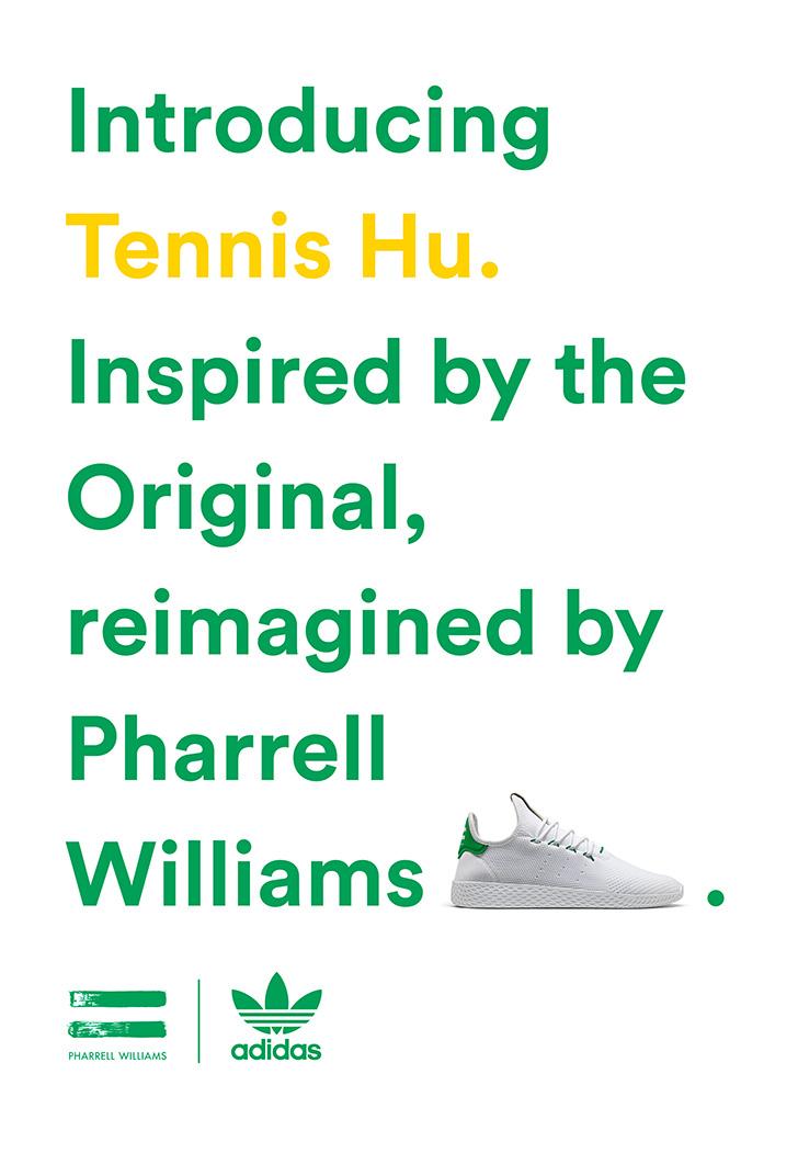 Photo06 - アディダス オリジナルスの名作スタンスミスからインスパイアされた、adidas Originals = PHARRELL WILLIAMS Tennis Huが登場