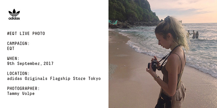 Photo01 - VOGUE FASHION'S NIGHT OUT 2017にadidas Originals Flagship Store Tokyoが参加