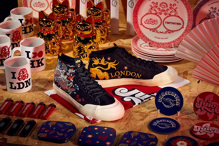 Photo03 - アディダス コンソーシアムから、Sneaker ExchangeとしてJuiceとFootpatrolとのコラボモデルが登場