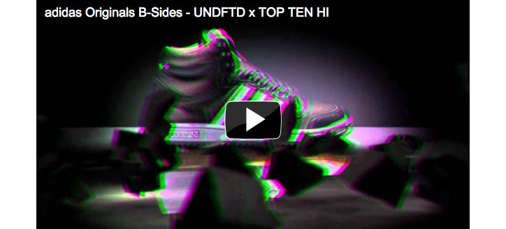 Photo01 - adidas Originals B-Sides – UNDFTD x TOP TEN HI