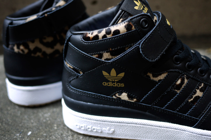 "Photo03 - adidas originals FRM MID LEOPARD ""CHAPTER exclusive"""