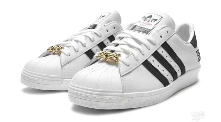"Photo02 - RUN DMC x ADIDAS SUPERSTAR 80S ""MY ADIDAS"""