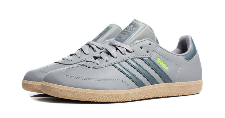 "Photo01 - ADIDAS SAMBA ""ALUMINUM"""