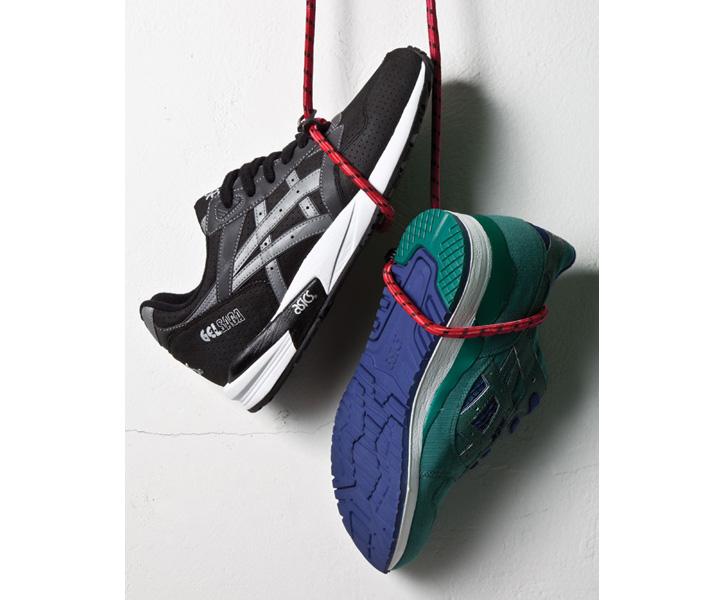Photo04 - Bait x ASICS Featured on Sneaker Freaker #24