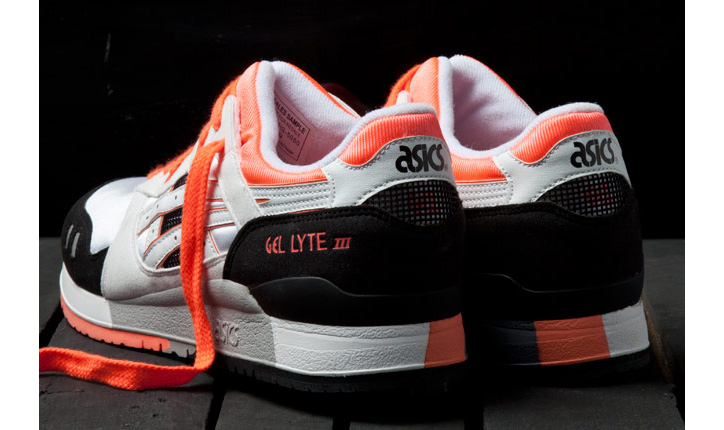Photo04 - ASICS GEL LYTE III ORANGE BLAZE