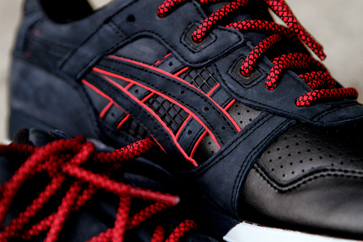"Photo06 - Ronnie Fieg x ASICS ""Total Eclipse"" Gel Lyte III"