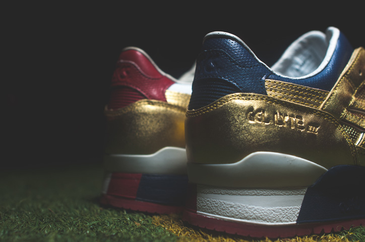 "Photo06 - Ronnie Fieg x ASICS ""KITH Football Equipment"" Pack"