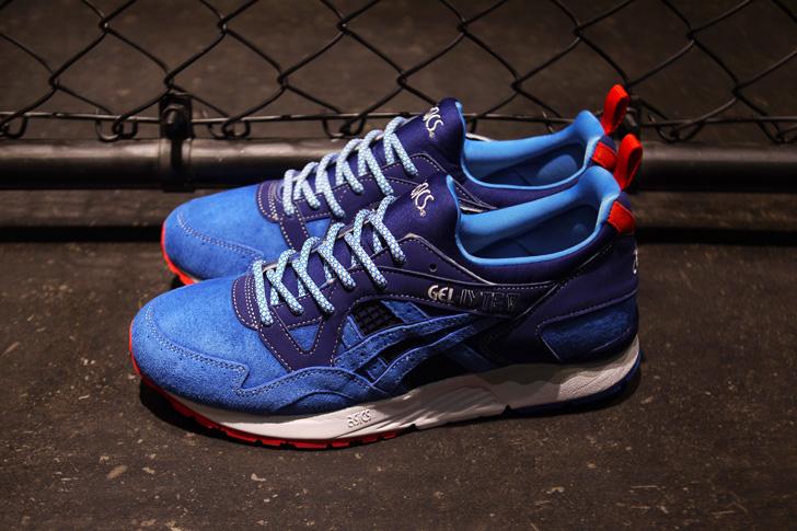 """Photo02 - アシックスタイガーから、mita sneakersとのコラボレーションモデルGEL-LYTE V """"TRICO""""が登場"""