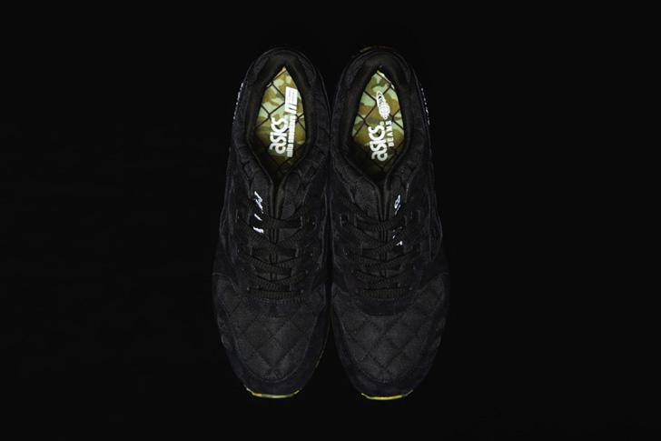 "Photo11 - アシックスタイガーは、スーベニアジャケットから着想を得たBEAMSとmita sneakersによるコラボモデルGEL-LYTE III ""Souvenir Jacket""を発売"