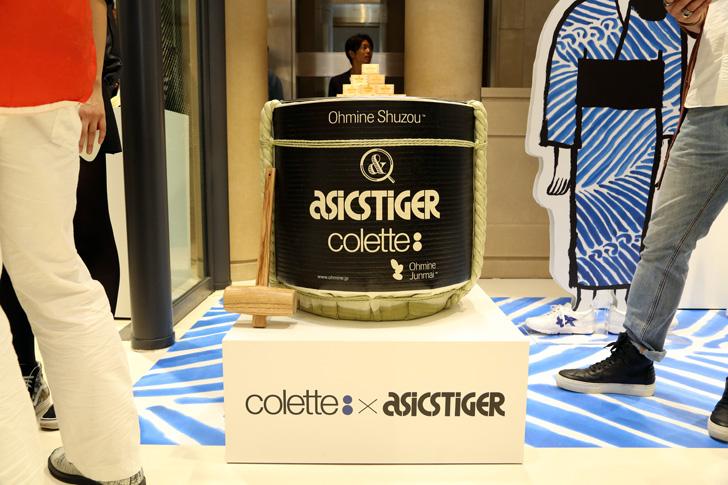 Photo08 - アシックスタイガーは、鶴の恩返しから着想を得たcoletteとのコラボレーションモデルGEL-LYTE Vを発売