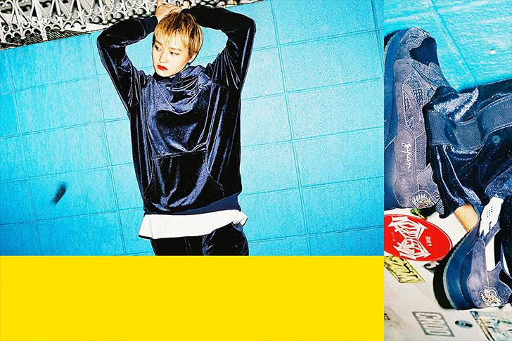"Photo04 - アシックスタイガーとBEAMS、mita sneakersによるコラボレーションモデル第二弾GEL-LYTE III ""Souvenir Jacket""が発売"