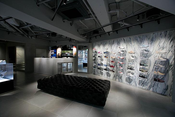 Photo03 - アシックスタイガーは、関東エリア初のコンセプトストアASICSTIGER SHIBUYAをオープン