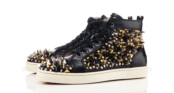 Photo01 - Christian Louboutin Louis Tik Tik Flat Sneakers