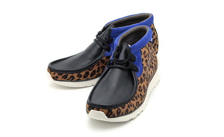 "Photo02 - atmos x Clarks Sports Wear TAWYER ""Animal Print"""
