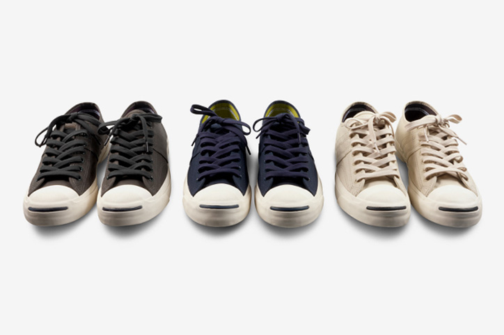 Photo01 - Mackintosh x Converse Jack Purcell Capsule Collection