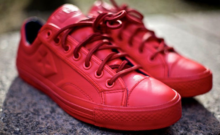 Photo01 - RONNIE FIEG X CONVERSE STAR PLAYER 75 LOW DELUXE RED