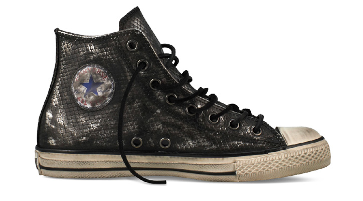 Photo01 - Converse All Star Snakeskin Leather