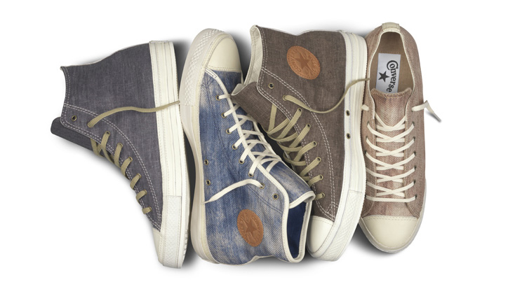 "Photo01 - Converse Spring 2012 Chuck Taylor All Star Premium ""Denim Pack"""