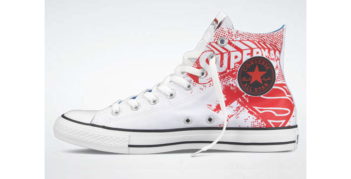 Photo04 - Converse x DC Comics Holiday 2011 Chuck Taylor All Star Hi Collection