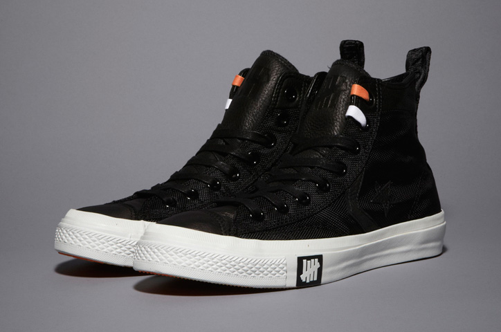 "Photo03 - UNDFTD x CONVERSE BALLISTIC CAPSULE COLLECTION ""BLACK"""