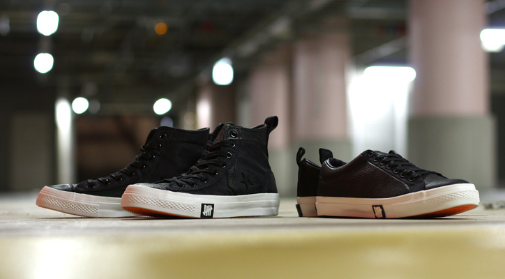 Photo01 - Undefeated x Converse Ballistic Group