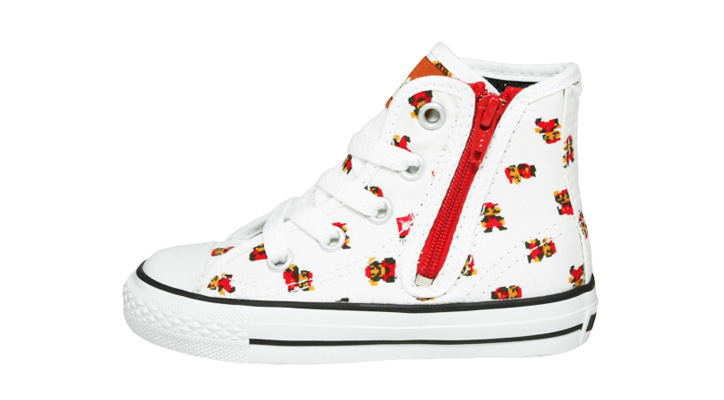 Photo01 - CONVERSE CHILD ALL STAR SUPER MARIO BROS. PS RZ HI