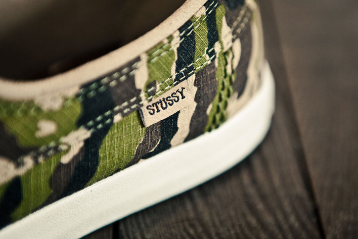 Photo04 - Stussy x Converse 2012 Spring/Summer Sea Star