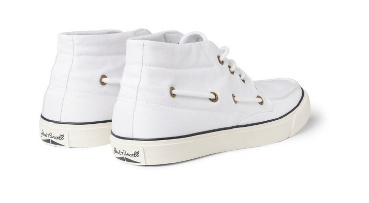 Photo03 - CONVERSE JACK PURCELL BOAT SNEAKERS