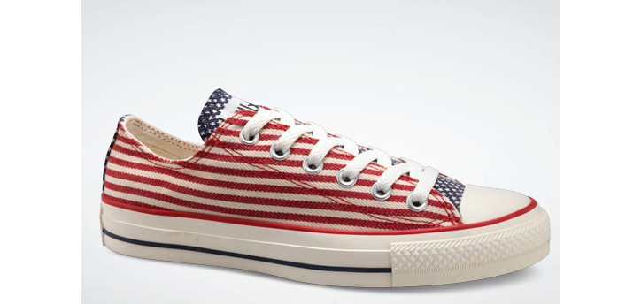 Photo03 - Converse Americana Chuck Taylor Collection