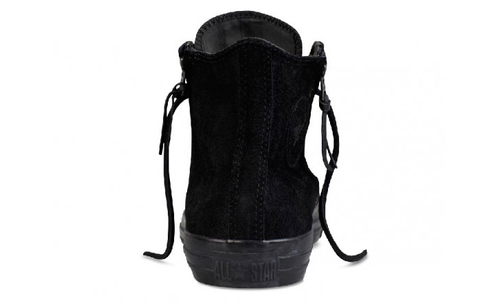 Photo04 - CONVERSE BY JOHN VARVATOS CHUCK TAYLOR DOUBLE ZIP BURNISHED SUEDE PACK