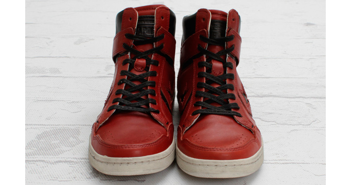 "Photo05 - JOHN VARVATOS FOR CONVERSE WEAPON MID ""FADED ROSE"""