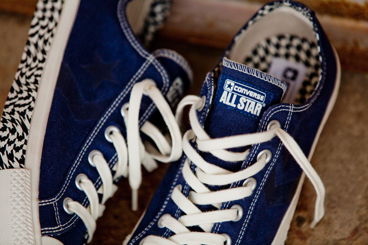 Photo04 - XLARGE® x CONVERSE 2014 SUMMER COLLECTION