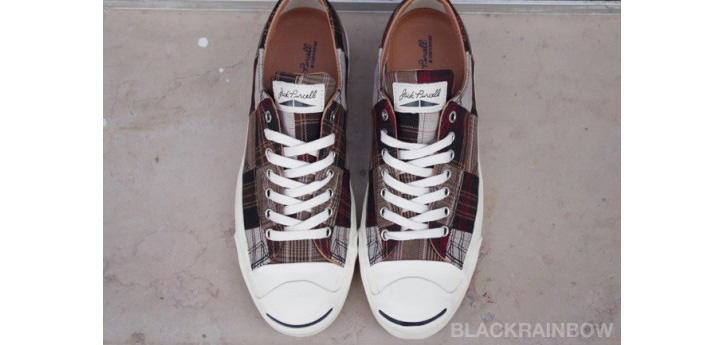 "Photo03 - CONVERSE JACK PURCELL ""PATCHWORK"""