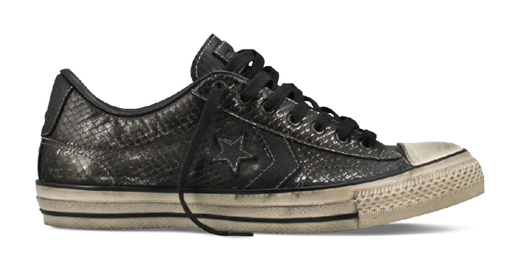 Photo01 - CONVERSE Star Player EV Snakeskin Leather