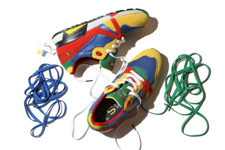 Photo01 - イタリアを代表するスポーツブランドdiadoraとBEAMS Tによるカプセルコレクションが登場