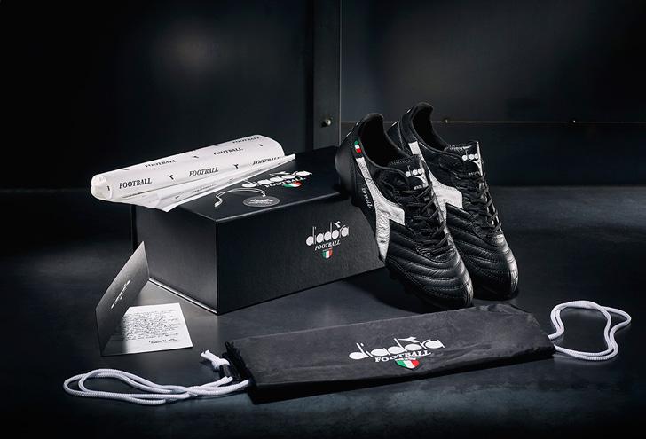 "Photo04 - ディアドラより、30年以上の時を経てfootball shoes ""BRASIL""を復刻し、""BACK IN THE GAME""と題したイベントを開催"
