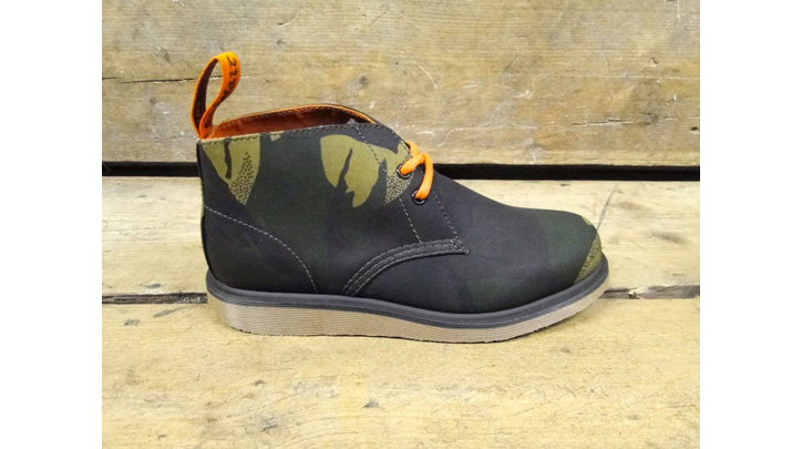 Photo04 - Dr. Martens Camo Wedge Collection