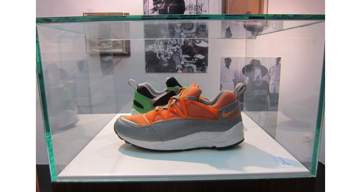 Photo06 - History of Stussy Sneaker Collaborations at Sneaker Museum