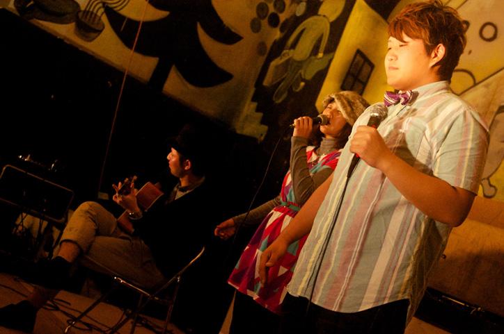 Photo05 - 東日本大震災復興支援チャリティーイベント 「GUNGNIR」レポート
