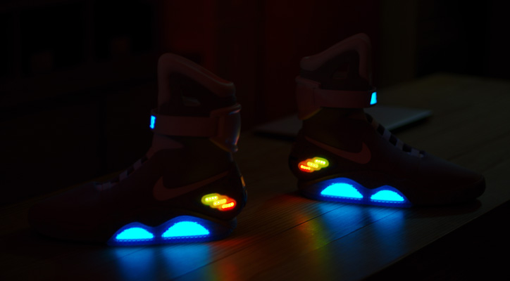 """Photo01 - UNDEFEATED TOKYO Store Exhibition """"WELCOME TO THE 2011 NIKE MAG"""" Recap"""