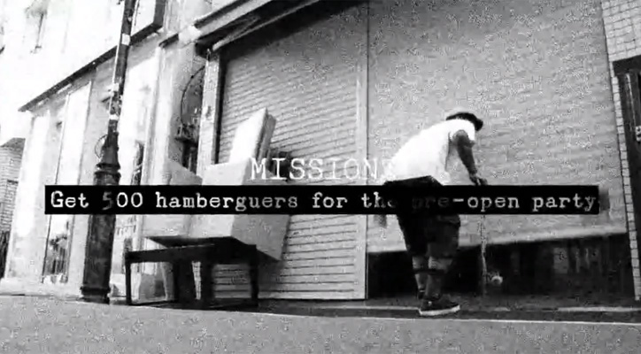 Photo01 - CHAPTER WORLD presents GO SkateBoarding Video