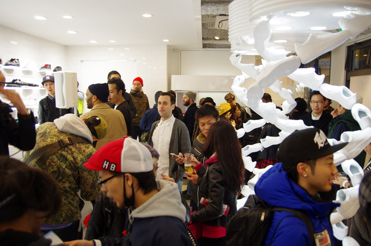 Photo15 - Interview with Bobbito Garcia & Kevin Couliau at NIKE AIR FORCE 1 THE PIVOT POINT