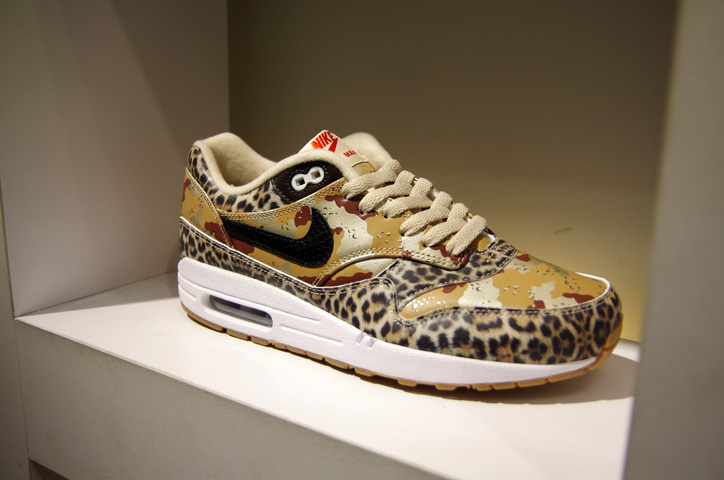 "Photo06 - NIKE AIR MAX 1 ""Camouflage Collection"" Launch Reception"