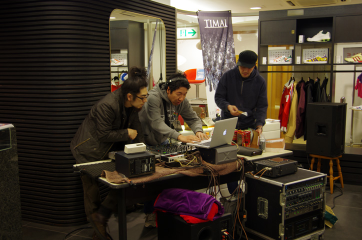 Photo09 - NIKE x UNDERCOVER GYAKUSOU S/S Collection Reception Recap