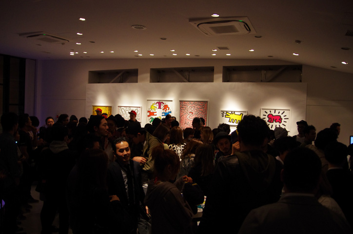 Photo06 - Reebok x Keith Haring Exhibition