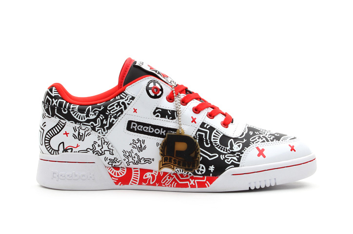 Photo15 - Reebok x Keith Haring Exhibition