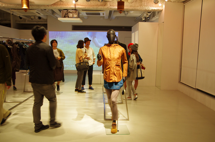 Photo08 - NIKE x UNDERCOVER GYAKUSOU HOLIDAY 2013 Collection Reception Recap