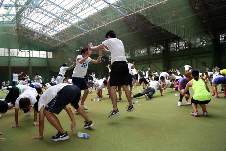 """Photo20 - ナイキ、スポーツを通して新たなチャレンジを応援する""""JUST DO IT. -キミの一歩を踏み出そう-"""" キャンペーンを開催"""