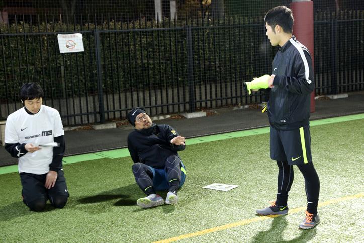 "Photo08 - フットボールコミュニティー ""LIGA TOQUIO"" がスペシャルイベントを開催"